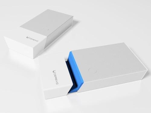 PC用キーボードをタブレットで使えるモバイルバッテリー「EneBRICK」