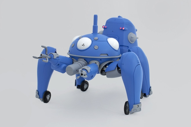 Shipping soon – 1/8 TACHIKOMA, a smart toy replica from